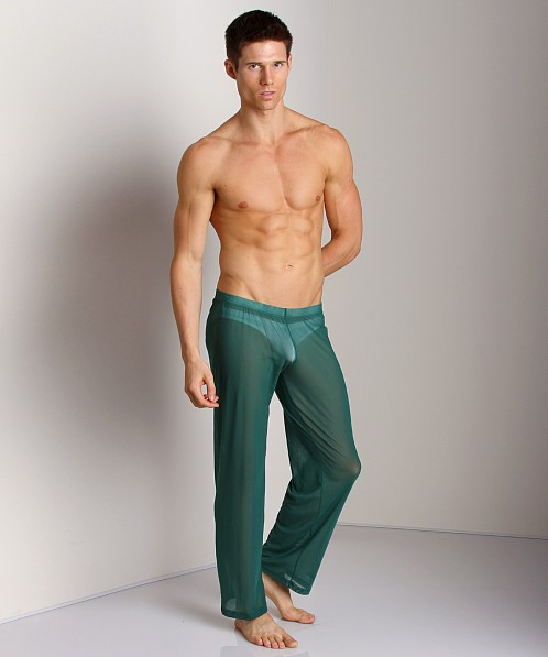 N2N Pride Sheer Pants Green