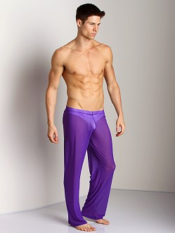 N2N Pride Sheer Pants Purple