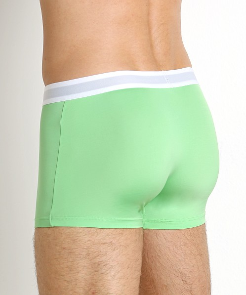 John Sievers SLEEK Natural Pouch Boxer Brief 3-Pack Lagoon/Neon