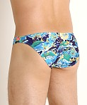 Cocksox Enhancer Swim Brief Paradise Palms, view 4