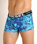 Diesel Motion Division 55-D Trunk Camouflage Blue, view 3