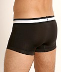 2xist Ultra Mesh Trunk Black & White, view 4