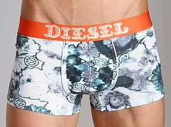 Diesel Flower Power Shawn Trunk Black Floral