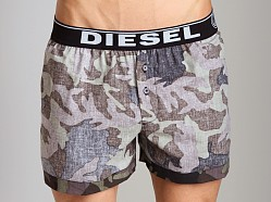 Diesel Camouflage Luv Boxers Dark Camo