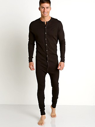 Complete the look: 2xist Essential Union Suit Black