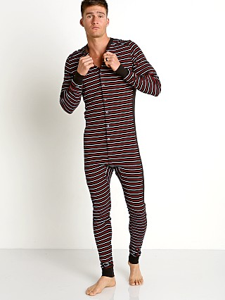 You may also like: 2xist Essential Union Suit Stripe Black