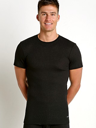 Complete the look: 2xist Sport Tech Crew T-Shirt Black