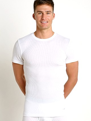 2xist Sport Tech Crew T-Shirt White