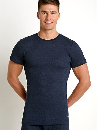 Complete the look: 2xist Sport Tech Crew T-Shirt Varsity Navy