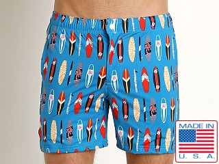 LASC Laguna Swim Shorts Surfboards