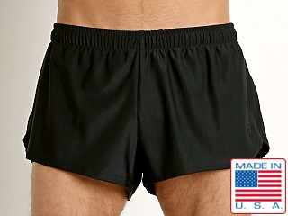 LASC Surf Runner Swim/Run Short Black