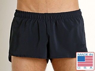 LASC Surf Runner Swim/Run Short Navy