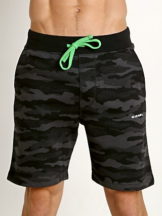 Diesel Pan Shorts /Black Camo