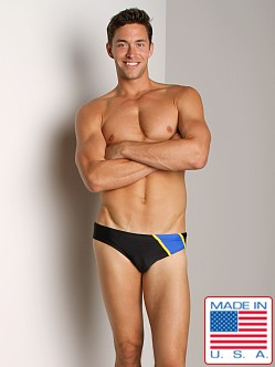 Go Softwear Lido Swim Brief Black/Royal