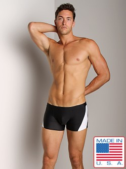 Go Softwear Marseilles Square Cut Black/White