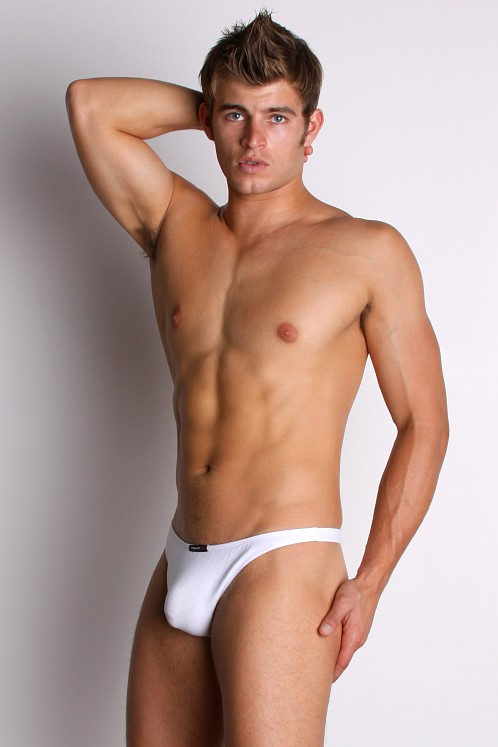 Ergowear PLUS Thong White