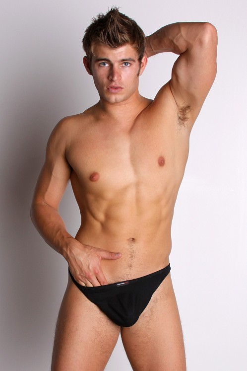 Ergowear PLUS Thong Black