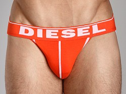 Diesel Fresh & Bright Jocky Jockstrap Orange