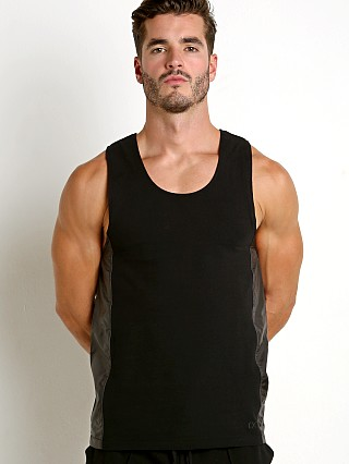 Complete the look: 2xist Modern Classic Tank Top Black