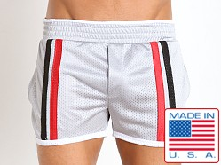 Pistol Pete Fighter Short Silver