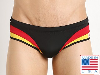 Pistol Pete Euro Swim Brief Yellow