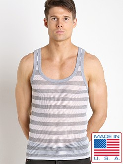 Pistol Pete Atlas Tank Top White