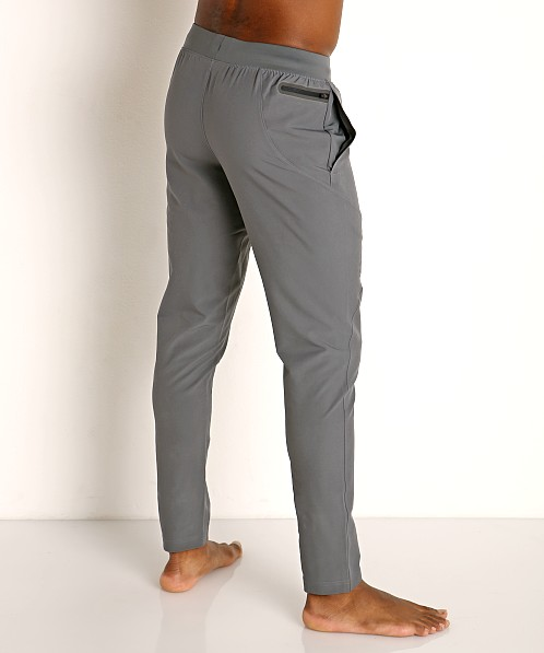 Under Armour Flex Woven Tapered Pants Pitch Gray/Black