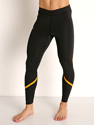 Under Armour Qualifier Speedpocket HeatGear Graphic Tight Black