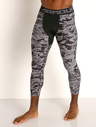 You may also like: Under Armour HeatGear Armour 3/4 Leggings Black/Grey Camo