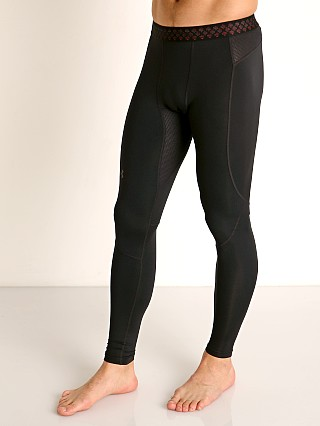 Under Armour Rush Heat Gear Leggings Black