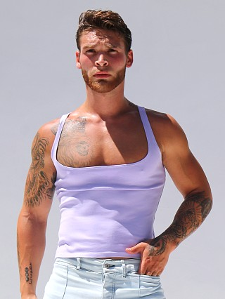 You may also like: Rufskin Davis Stretch Cotton Tank Top Lavender