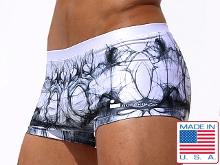 Rufskin Rad Sublimated Swim Trunks Print