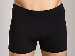 Sauvage Active Banded Contour Short Black