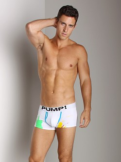 Pump! Fresh Boxer White