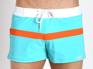 You may also like: Sauvage Sporty Style Swim Trunks Jade/Orange