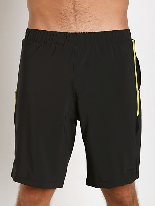 You may also like: Sauvage Active Microfiber Mesh Detail Casual Short Black