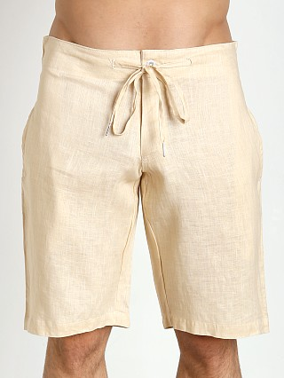 You may also like: Sauvage 100% Laundered Roma Linen Tropical Short Natural