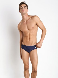 Speedo Powerflex Eco Solid Brief Speedo Navy