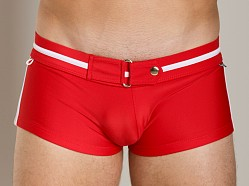 Tulio Metal Link Trunk Red