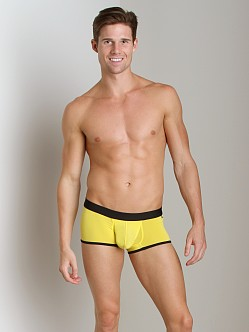 Tulio Power Pouch Color Block Slinky Trunk Yellow