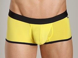 Tulio Cod Pouch C-Enhancer Trunk Yellow