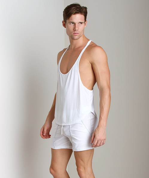 Tulio Ultra Light String Tank White