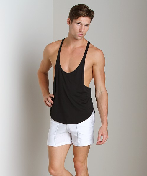 Tulio Ultra Light String Tank Black