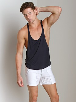 Tulio Ultra Light String Tank Navy