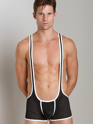 You may also like: Tulio Enhancing Pouch Mesh Singlet Black/White