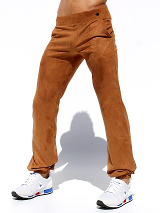 You may also like: Rufskin Practice Ultra Suede Track Pants Cognac