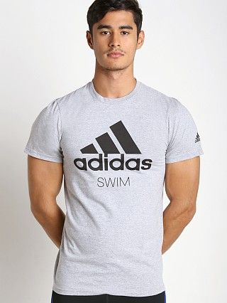 Adidas Swim Team T-Shirt Grey