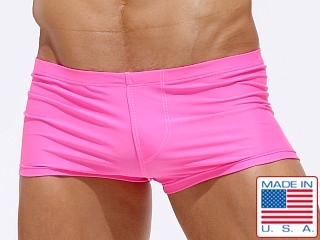 Rufskin Marly Square Cut Swim Trunk Gum