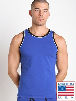 Go Softwear Hardcore Edge Tank Top Royal
