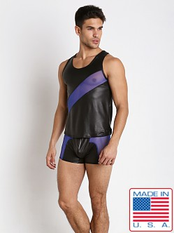 Go Softwear Hardcore Maverick Spike Tank Top Black/Royal